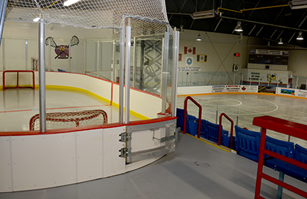Community Centre Mini Rink