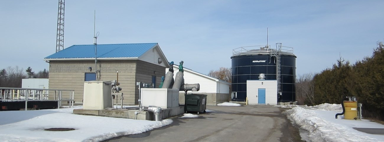 Water & Wastewater Plant